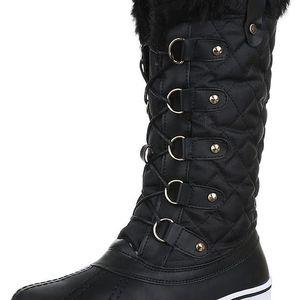 Dámské zimní boty Sergio Todzi vel. EUR 38, UK 5