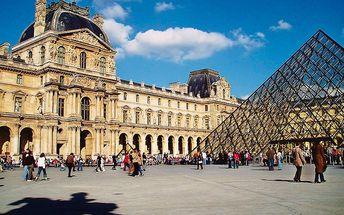 Francie - Paříž a Versailles, 5denní zájezd pro 1 osobu vč. 2 nocí na Velikonoce či v květnu