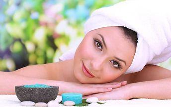 Relaxační balíček v délce 110 minut: kosmetika, masáž, parafínový zábal a lymfodrenáž