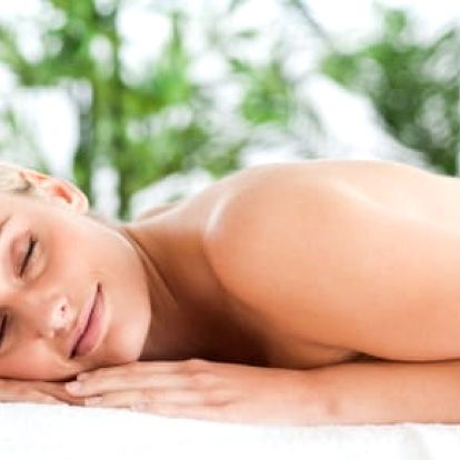 Až 10x oxygenoterapie či masáže: havajská, relaxační, californská, lymfatická, lávové kameny