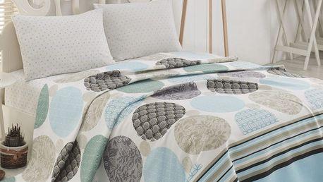 Přehoz přes postel Sole Beige, 200x230 cm
