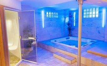 3denní pobyt s polopenzí v hotelu Subterra v Krušných horách pro 2 osoby