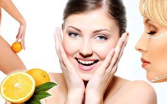 Užívejte si štíhlejší postavu a bezchybnou tvářičku po celý rok díky neinvazivní liposukci a liftingovému ošetření. Při koupi 5 poukazů dostanete 6. ošetření zdarma. 30min. neinvazivní liposukce (kavitace) nebo 60min. radiofrekvenční lifting obličeje, krk