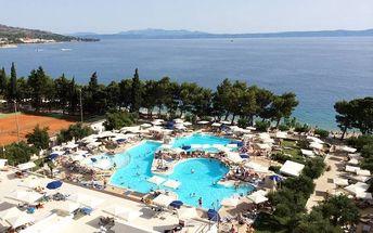 Chorvatsko - Tučepi na 8 dní, all inclusive s dopravou vlastní