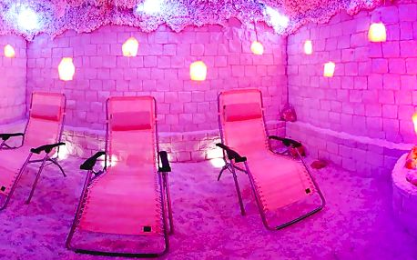 Zdravá relaxace v solno-jodové jeskyni
