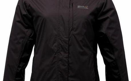 Dámská podzimní/zimní bunda Regatta RWP125 ESTELLE 3 in 1 Black