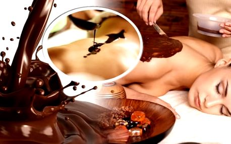 Neodolatelná čokoládová masáž v masážním salonu Veronika v centru Plzně. Nechte se opečovávat celých 90 minut pod rukami profesionální masérky a ze salonu odejdete jako znovuzrození.