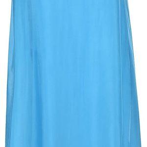 Světle modré šaty bez rukávů Alchymi Lerosa