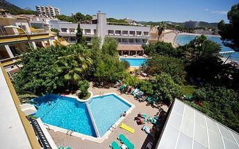 Španělsko - Mallorca na 8 dní, polopenze s dopravou letecky z Prahy nebo Brna