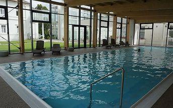 Šestidenní lázeňský pobyt v hotelu Granit Piešťany *** s plnou penzí a 10 procedurami pro 1 osobu