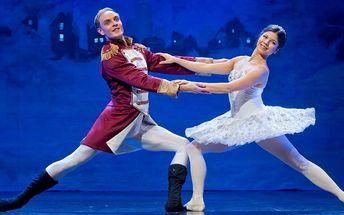 Baletní představení Louskáček pro malé i velké