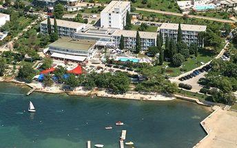 Chorvatsko - Poreč na 8 až 11 dní, all inclusive s dopravou vlastní