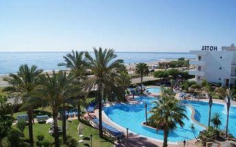 Španělsko - Costa de Almeria na 8 dní, plná penze nebo polopenze s dopravou letecky z Prahy