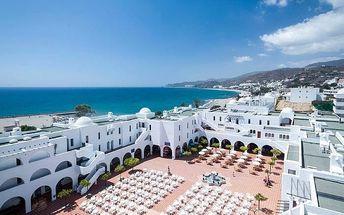 Španělsko - Costa de Almeria na 8 dní, all inclusive, plná penze nebo polopenze s dopravou letecky z Prahy