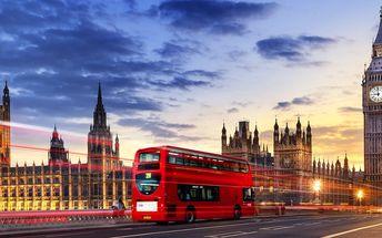 Zájezd do Londýna, Oxfordu a Stonehenge