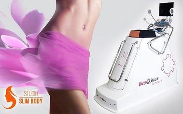 10x nebo 20x cvičení ve Vacushape a masáž na Bodyrollu v brněnském studiu Slim Body