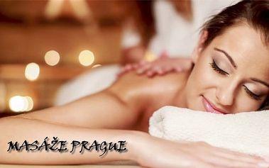 60–120minutová tantrická masáž pro ženy v pražském salonu Masáže Prague