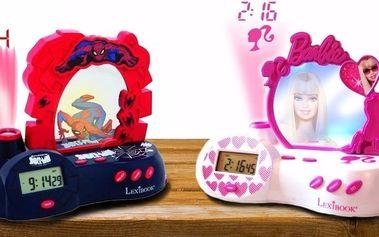 Dětský radiobudík s projektorem