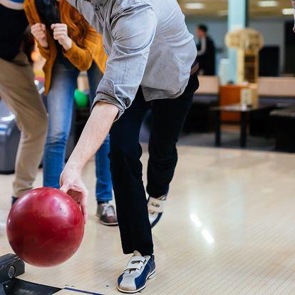 Silvestrovská akce na bowlingu + poukaz na hru