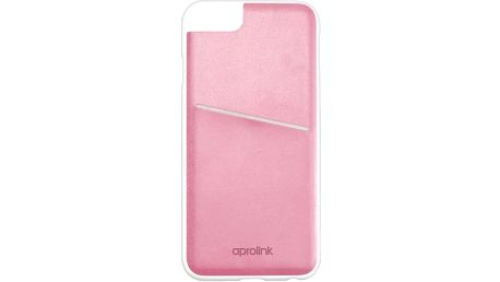 Kryt na mobil Aprolink Origami Macaron Pocket Case pro iPhone 6 (i6DD20.PK) růžový
