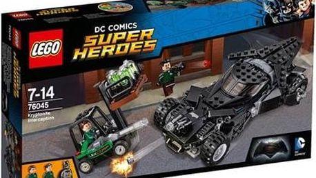 Stavebnice Lego® Super Heroes 76045 Krádež kryptonitu