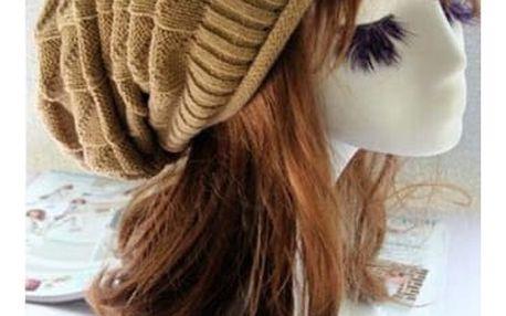 Zimní čepice - dámská