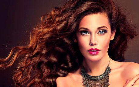 Precizní střih a hloubková vlasová kúra