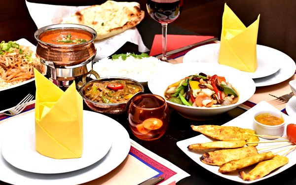 Grand Rasoi – Indian & Thai restaurant