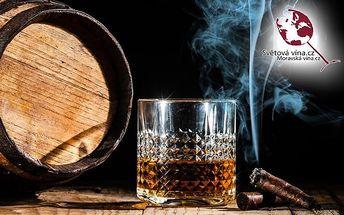Kurz poznávání rumů a doutníků s velkou degustací v Praze