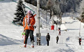 Super lyžovačka na Bielých Vodách