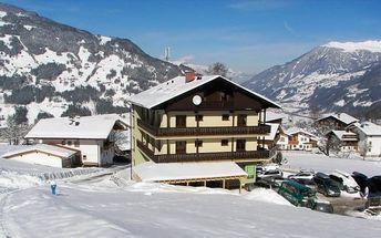 Alpy pro dva v českém penzionu
