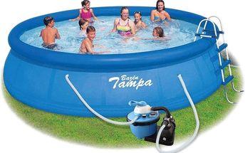Marimex Bazén Tampa 4,57x0,91 m s pískovou filtrací ProStar 6 - 10340148