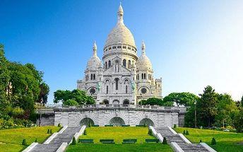 Velikonoce v Paříži s návštěvou zámku Versailles