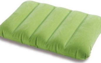 Intex Nafukovací polštář Kidz 43x28x9 cm - Zelený