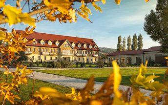 Luxusní pobyt v Hotelu Malvázia**** blízko hranic