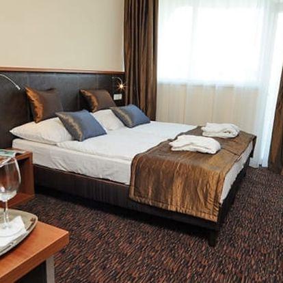 Maďarsko, termály na 3 nebo 5 dní pro dva ve 4* hotelu Eger & Park s polopenzí a wellness