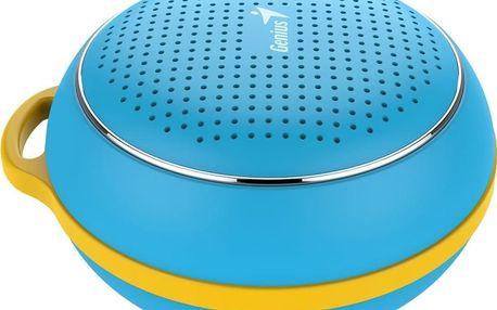 Příslušenství k telefonu Genius SP-906BT modré