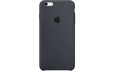 Apple iPhone 6s Plus Silicone Case, šedá - MKXJ2ZM/A