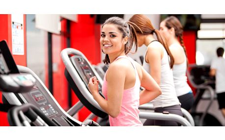 Jednorázový vstup do fitness centra