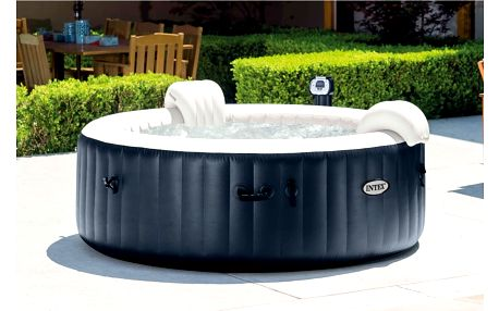 INTEX Pure Spa - Bubble HWS MODRÝ