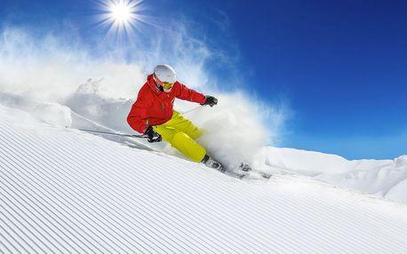 Servis a voskování lyží a snowboardu