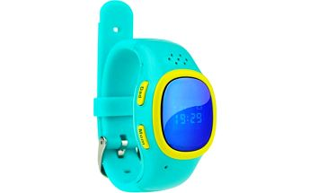 Hodinky s GPS lokátorem pro děti s funkcí SOS