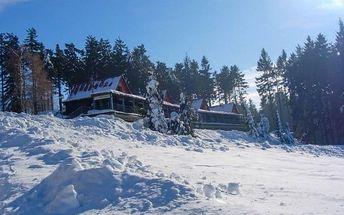 Bílé Karpaty v Horské chatě Arnika