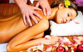 70 minut luxusní relaxace v Thai Sun