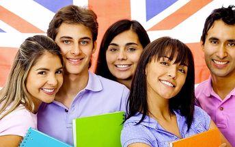 Dárkový voucher na kurz angličtiny