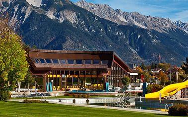 Pobyt v Tyrolsku se snídaní a bazénem pro 2