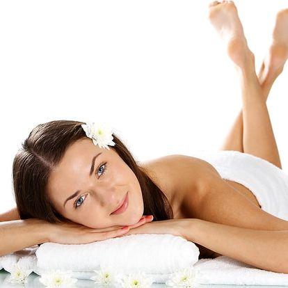 3x 90min. balíček relaxačních masáží: čokoládová, lávové kameny, masáž bylinnými měšci