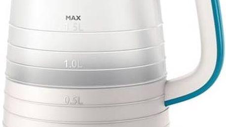 Rychlovarná konvice Philips HD9334/11 bílá