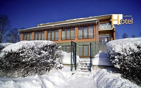 Vysoké Tatry nedaleko lyžařského areálu