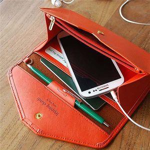 Dámská jednoduchá peněženka - 5 barev
